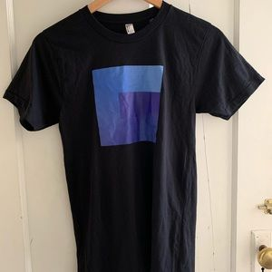 Facebook Gaming T-Shirt XS Unisex Black GDC NWOT